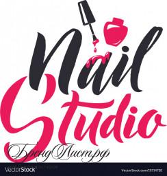 логотип мастер маникюра